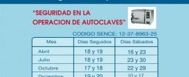 autoclaves 2016